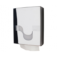 MEGAMINI Folded Hand towel CHROME